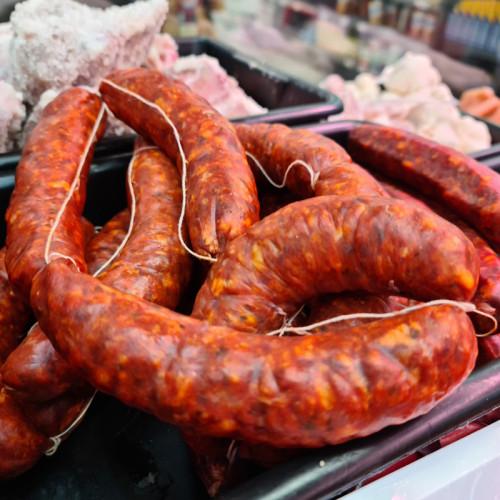 Chorizos caseros (3,99...